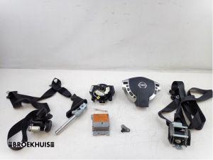 Nissan Qashqai Airbag Set+Module