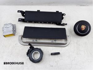 Porsche Macan Airbag Set+Module