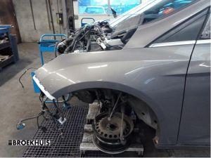 Ford Focus Scherm links-voor