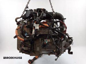 Renault ZOE Elektromotor elektrische auto