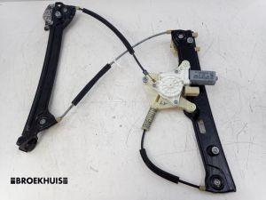 BMW 6-Serie Raammechaniek 4Deurs links-achter