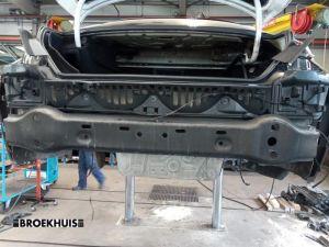 BMW 6-Serie Bumperbalk achter
