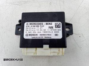 Mercedes A-Klasse PDC Module