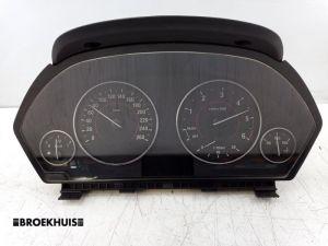 BMW 4-Serie Kilometerteller KM