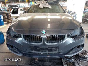 BMW 4-Serie Bumper voor