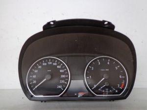 BMW 1-Serie Kilometerteller KM