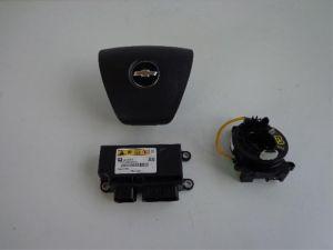 Chevrolet Captiva Airbag Set+Module