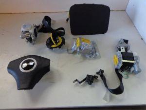 Daihatsu Trevis Airbag Set+Module