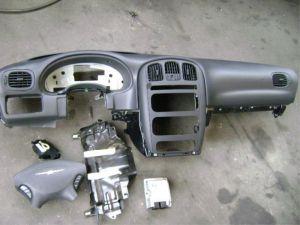 Chrysler Voyager Airbag Set+Module