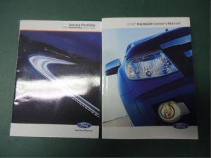 Ford Ranger Instructie Boekje