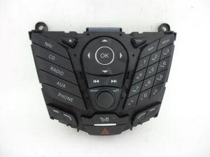 Ford C-Max Navigatie bedienings paneel