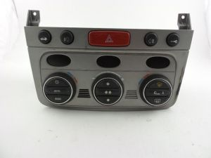 Alfa Romeo 147 Chaufage Bedieningspaneel