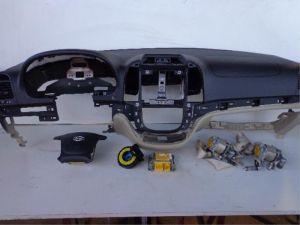 Hyundai Santafe Airbag Set+Module