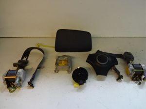 Toyota Rav-4 Airbag Set+Module