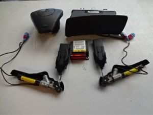 Citroen C2 Airbag Set+Module