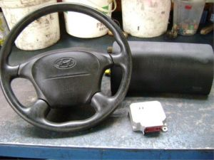Hyundai Satellite Airbag Set+Module