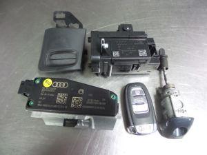 Audi A4 Cilinderslotenset (compleet)
