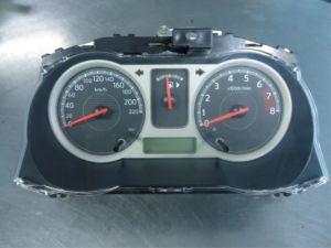 Nissan Note Kilometerteller KM