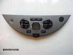 Nissan Note Chaufage Bedieningspaneel