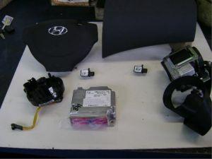 Hyundai I10 Airbag Set+Module