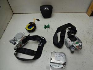 Hyundai I20 Airbag Set+Module