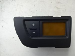 Citroen C4 Grand Picasso Chaufage Bedieningspaneel