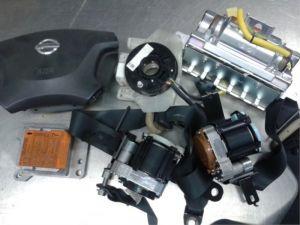 Nissan Patrol Airbag Set+Module