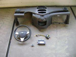 Chevrolet Spark Airbag Set+Module
