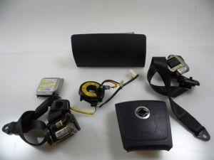 Ssang Yong Rexton Airbag Set+Module