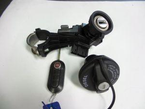 Fiat Punto Evo Slotenset Cilinder (compleet)