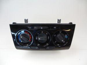 Lancia Y(Psilon) Chaufage Bedieningspaneel
