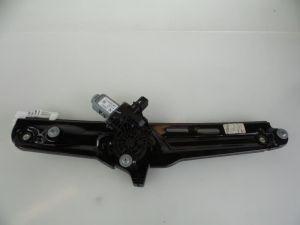 BMW X3 Raammechaniek 4Deurs links-achter
