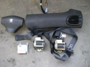 Peugeot 206 Airbag Set+Module