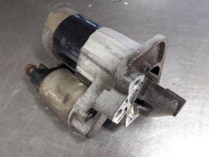 Nissan Kubistar Startmotor