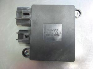 Mazda 5. Koelvinweerstand
