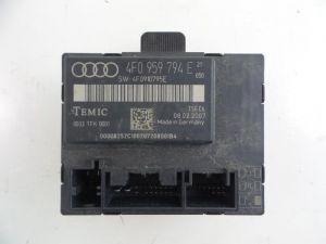 Audi A6 Centrale Deurvergrendelings Module