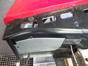 Ferrari 360 Spider Binnenscherm