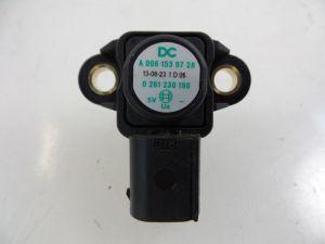 Mercedes C-Klasse Turbodruk sensor