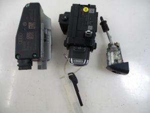 Audi A4 Slotenset Cilinder (compleet)