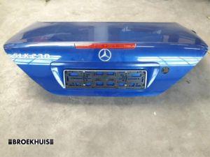 Mercedes SLK Achterklep