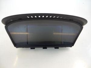 BMW 5-Serie Navigatie Display