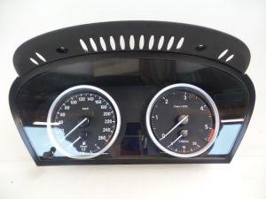 BMW X6 Kilometerteller KM