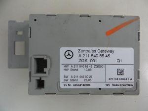 Mercedes E-Klasse Gateway module