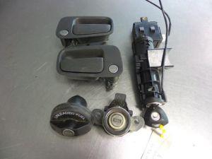 Lancia Y(Psilon) Cilinderslotenset (compleet)