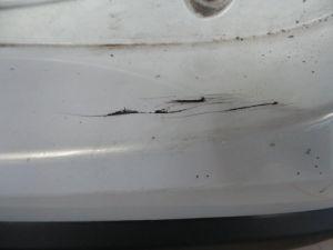 Mazda CX-5 Achterbumper
