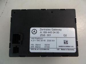 Mercedes A-Klasse Gateway module