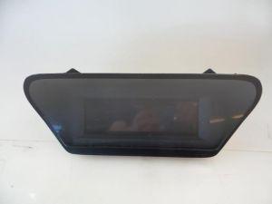 Honda Accord Display Interieur