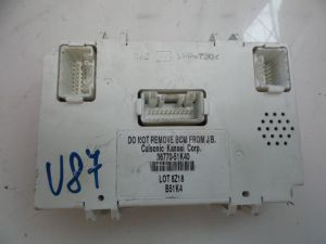 Opel Agila Bodycontrol Module