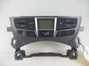 Toyota Verso-S Chaufage Bedieningspaneel