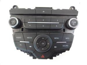 Ford Grand C-Max Radiobedienings paneel